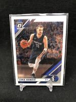 2019-20 Donruss Optic Luka Doncic #16 Base Card Dallas Mavericks 2nd Year  AH05