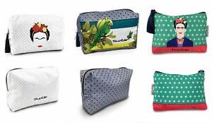 Frida Kahlo Wash Toiletry Cosmetic Bag