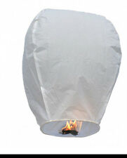 12 Eco Chinese Sky Flying Lanterns Kongming Lantern Wedding Party Celebrations