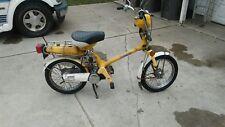 1979 honda Express moped