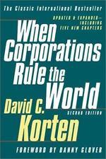 When Corporations Rule the World Korten, David C. Paperback
