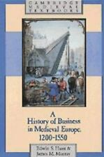 Cambridge Medieval Textbooks Ser.: A History of Business in Medieval Europe,...