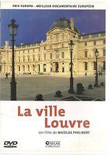 DVD ZONE 2 DOCUMENTAIRE--LA VILLE LOUVRE / NICOLAS PHILIBERT