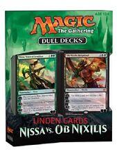 MTG MAGIC NISSA VS OB NIXILIS DUEL DECK NEW IN BOX