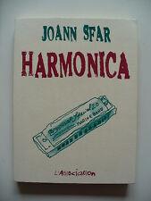 EO 2002 (comme neuf) - Les carnets de Joann Sfar 1 (harmonica) - Association