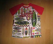 🦋 Desigual T Shirt Größe 7-8/122/128 bunt sehr guter Zustand