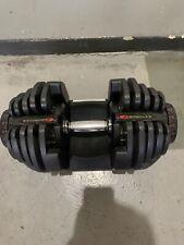 Bowflex SelectTech 1090 Adjustable Dumbbell Single Dumbbells
