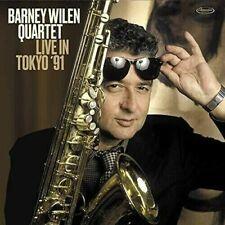 Barney Quartet Wilen - Live In Tokyo 91 [180-Gram Vinyl] [New Vinyl] 180 Gram, S