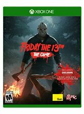 Friday The 13th: The Game - Xbox One Edition New