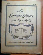 Revue / Livre ancien - La Grande guerre par les artistes N°14