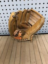 Vintage Nokona Baseball Glove Jim Lemon Pro Line Glove JL1 Usa Made Rare Lefty