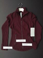 Lululemon DEFINE Jacket BORDEAUX Drama BRDR Burgundy (Size 04) NWT