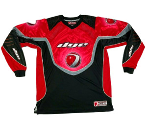 Dye Core Division Paintball Jersey Long Sleeve C5 Youth Size