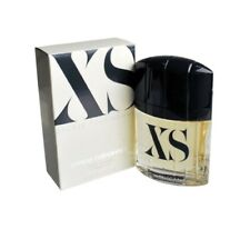 50ml Paco Rabanne XS Excess Aftershave Apres Rasage for Men Rare 1.6 oz