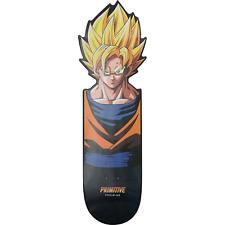 Primitive Skateboards Dragon Ball Z Goku Team CNC Cruiser Skate Deck Limited!