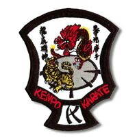 Kenpo Karate Martial Arts Patch - 3 Sizes!