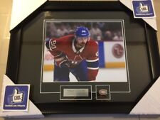 TOMAS TATAR #90 Montreal Canadiens 8x10 Photo unsigned Hockey Frame Cadre Habs !