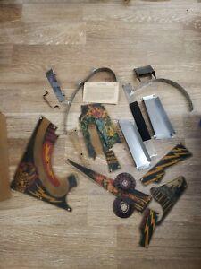 Bally Flash Gordon Pinball Misc Parts