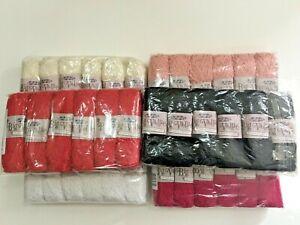 King Cole Big Value Dish Cloth and Craft Cotton ~ 6 x 100g Balls