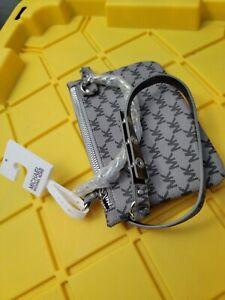 Michael Kors Belt Bag Waist Wallet MK Logo Chain Size: S NWT NEW