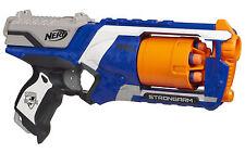 Brand New NERF Elite STRONGARM Dart BLASTER Blue