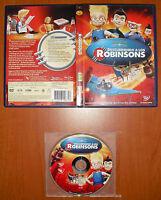 Descubriendo a los Robinsons [Disney DVD] Castellano, Catalán, Portugués, Inglés