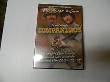 NEW--COMPANEROS (DVD, 1970, Spaghetti Western Collection Brand) FRANCO NERO