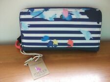 Joules Fairford Canvas Purse, New with Tags