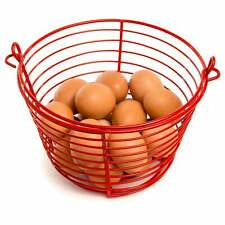 """Prevue Pet Products Red 8-inch Diameter Egg Basket Red 8""""D"""