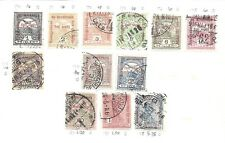 Hungary 1915 War Charity Stamps Used My Ref 978