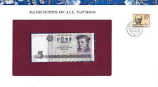 Banknotes of All Nations GDR East Germany 1975 5 Mark UNC P 27a IH003864 Low