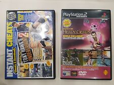 PS2 Playstation 2 Instant Cheats and Demo disc