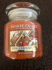 Yankee Candle Gingerbread 14.5 Oz