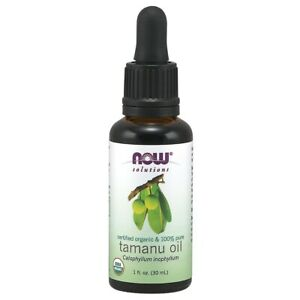 NOW Foods Tamanu Oil Organic 1 fl ozFREE SHIPPING MADE IN USA