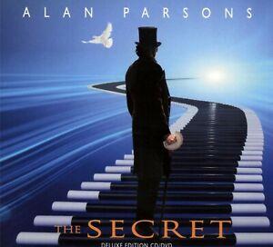 "Alan Parsons ""the secret"" CD + Audio-DVD Album 2019  Zustand neuwertig"
