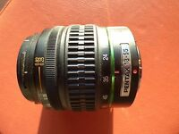 SMC Pentax DA 18-55mm F3.5-5.6 SMC Lens Zoom Photo Camera Photography UNTESTED