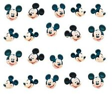 Nail Art Decals Transfers Stickers Mickey Mouse (A-373)