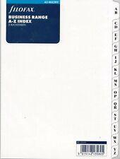Filofax Einlage A5 Register Von A-z In weiß