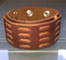 Armband/BREIT/Lederarmband/Wickelarmband/Surferarmband/Nietenarmband/Unisex/NEU/