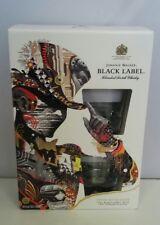 Johnnie Walker Black Label in GP con bicchieri Blended Scotch Whisky 0,7l
