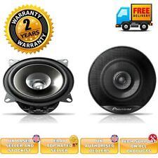 Pioneer TS-G1021i 190wat 10cm car speakers dual cone replacement car speakers