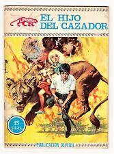LEOPARDO nº  2: EL HIJO DEL CAZADOR (de 14 de la colección) Ed. Toray, 1970.