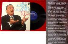 LP Fritz Muliar: Neue jüdische Witze & Geschichten (Philips) D