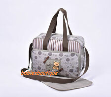 2160 Water Proof Waterproof Large Baby Nappy Changing Bags Diaper Hospital Bag