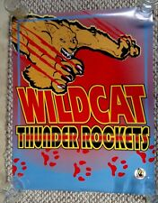 Wildcat Fireworks Promo Poster 4th of July Firecracker