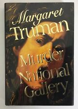 Murder At The National Gallery Margaret Truman 1St Edition 1996 Hardcover