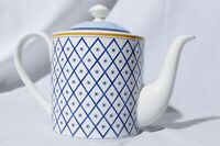 "Villeroy & Boch Perpignan anno 1748 Germany 5"" Tall 4 Cup Coffee / Tea Pot"