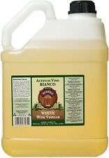 Don Marcello White Wine Vinegar 5 Litre NEW Free Shipping