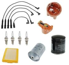 BMW E21 320i L4 1.8 80-83 Ignition Kit with Fuel Oil Air Filters Tune Up Kit