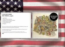 Cass McCombs Big Wheel 6 track Sampler CD
